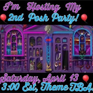 Dresses & Skirts - RSVP w a Comment My 2nd Posh Party 4/13/19 3pm EST